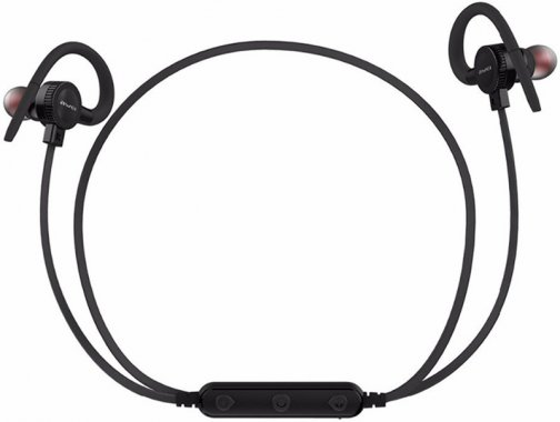 awei b925bl black bluetooth earphones naushniki
