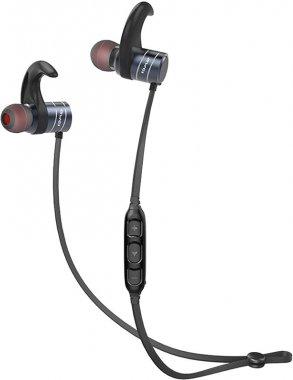 ak1 awei black earphones naushniki wireless