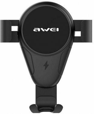 avtoderzhatel awei black cw3car holder wireless