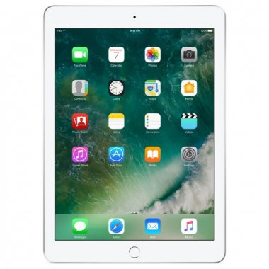 Планшет Apple iPad 2018 128GB Wi-Fi + Cellular Silver (MR732)