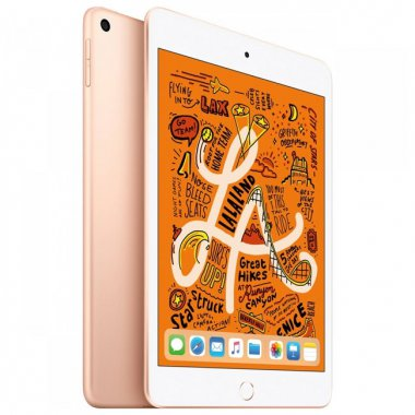 Планшет Apple iPad mini 5 Wi-Fi + Cellular 64GB Gold (MUXH2, MUX72)