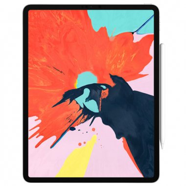 Планшет Apple iPad Pro 12.9 2018 Wi-Fi + Cellular 256GB Silver (MTJ62, MTJA2)