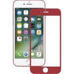 Защитное стекло Mocolo 3D Full Cover Tempered Glass iPhone 7 Red