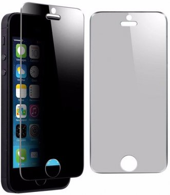 Защитное стекло Mocolo 3D Full Cover Tempered Glass iPhone 6/6s Privacy Black