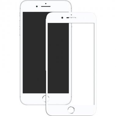 Защитное стекло Mocolo 3D Full Cover Tempered Glass iPhone 8 White