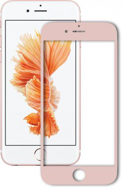 Защитное стекло Mocolo 2.5D Full Cover Tempered Glass iPhone 7 Silk Rose