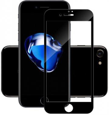 Защитное стекло TOTO 3D Full Cover Tempered Glass iPhone 7 Black