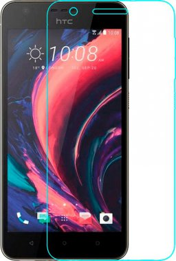 Защитное стекло TOTO Hardness Tempered Glass 0.33mm 2.5D 9H HTC Desire 10 Lifestyle