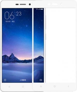 Защитное стекло TOTO 2.5D Full Cover Tempered Glass Xiaomi Redmi 3S (hard edges) White