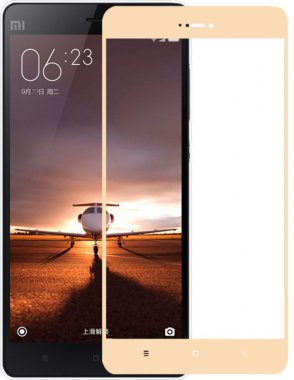 Защитное стекло TOTO 2.5D Full Cover Tempered Glass Xiaomi Mi4c/Mi4i/Mi4c Pro Gold