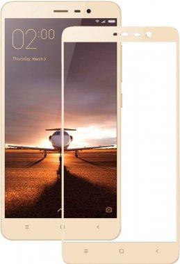 Защитное стекло TOTO 2.5D Full Cover Tempered Glass Xiaomi Redmi note 3 Rose Gold