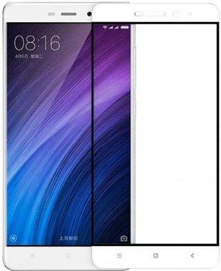 Защитное стекло TOTO 2.5D Soft Full Cover Tempered Glass Xiaomi Redmi 4/4 Pro White