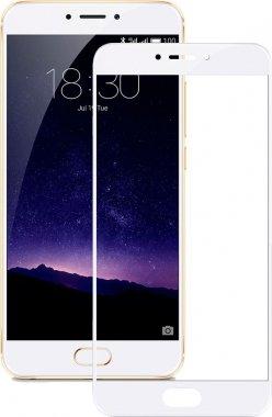 Защитное стекло TOTO 2.5D Soft Full Cover Tempered Glass Meizu MX6 Gold