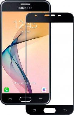 Защитное стекло TOTO 2.5D Soft Full Cover Tempered Glass Samsung G570 Galaxy J5 Prime Black