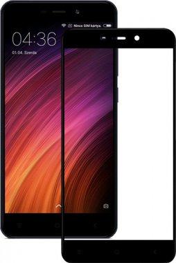Защитное стекло TOTO 2.5D Soft Full Cover Tempered Glass Xiaomi redmi 4A Black