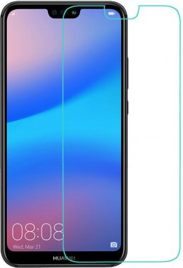 Защитное стекло TOTO Hardness Tempered Glass 0.33mm 2.5D 9H Huawei P20 lite