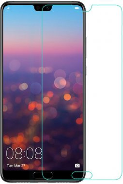 Защитное стекло TOTO Hardness Tempered Glass 0.33mm 2.5D 9H Huawei P20 Pro
