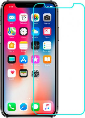 Защитное стекло Mocoll 2.5D 0.3mm Clear Tempered Glass Apple iPhone X