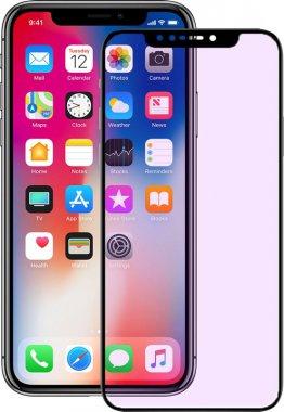 Защитное стекло Remax Gener Anti Blue-ray 3D Glass Apple iPhone X