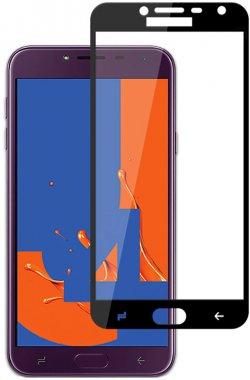 Защитное стекло Mocolo 2.5D Full Cover Tempered Glass Samsung Galaxy J4 (J400F) 2018 Black
