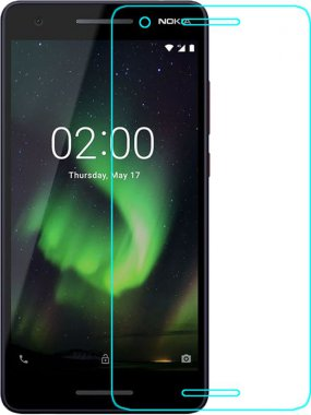 Защитное стекло TOTO Hardness Tempered Glass 0.33mm 2.5D 9H Nokia 2.1