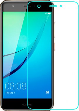 Защитное стекло TOTO Hardness Tempered Glass 0.33mm 2.5D 9H Huawei Nova Plus