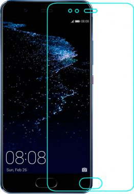 Защитное стекло TOTO Hardness Tempered Glass 0.33mm 2.5D 9H Huawei P10 Plus
