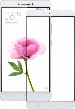 Защитное стекло TOTO 2.5D Full Cover Tempered Glass Xiaomi Mi Max (hard edges) White