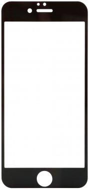 Защитное стекло Cooyee 2,5D Full Cover Metallic Tempered Glass Screen iPhone 6s Black