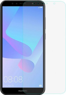 Защитное стекло TOTO Hardness Tempered Glass 0.33mm 2.5D 9H Huawei Y6 Prime 2018
