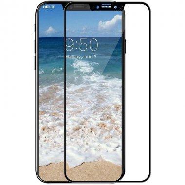Защитное стекло Mocolo 3D Full Cover Tempered Glass iPhone X Privacy Black