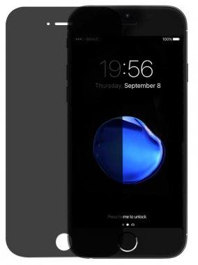 Защитное стекло Mocolo 3D Full Cover Tempered Glass iPhone 6/6s Plus Privacy Black