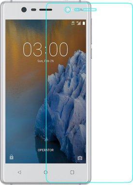 Защитное стекло TOTO Hardness Tempered Glass 0.33mm 2.5D 9H Nokia 3 Dual SIM