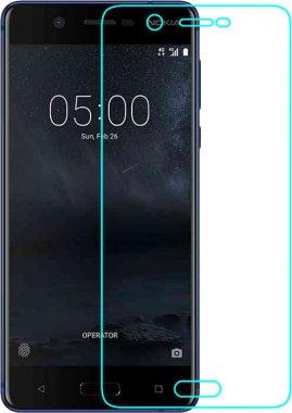 Защитное стекло TOTO Hardness Tempered Glass 0.33mm 2.5D 9H Nokia 5 Dual SIM