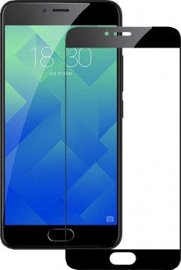 Защитное стекло TOTO 2.5D Soft Full Cover Tempered Glass Meizu M5 Black