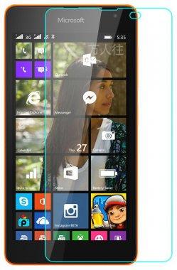 Защитное стекло TOTO Hardness Tempered Glass 0.33mm 2.5D 9H Microsoft Lumia 535 DS