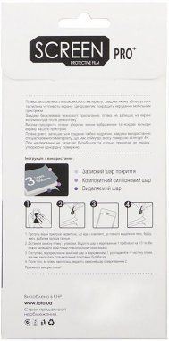 Защитная пленка TOTO Film Screen Protector 4H Samsung Galaxy Core G360/G361