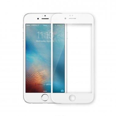 Защитное стекло Rock Full Screen Tempered Glass Protector with Anti-crack Edge iPhone 6/6S White