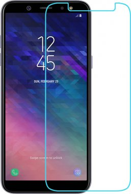 Защитное стекло TOTO Hardness Tempered Glass 0.33mm 2.5D 9H Samsung Galaxy A6 2018