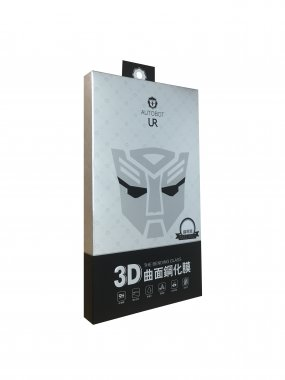 Защитное стекло TOTU AUTOBOT 3D Full iPhone 7 / 8 Black