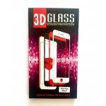Защитное стекло 3D iPhone 7 White