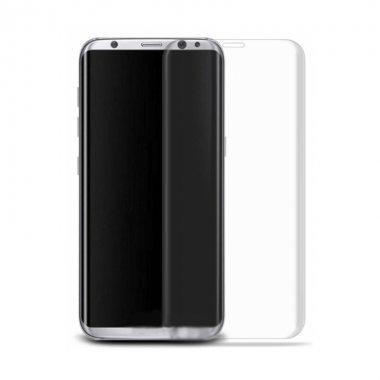 Защитное стекло 3D EDGE Samsung S8 Clear