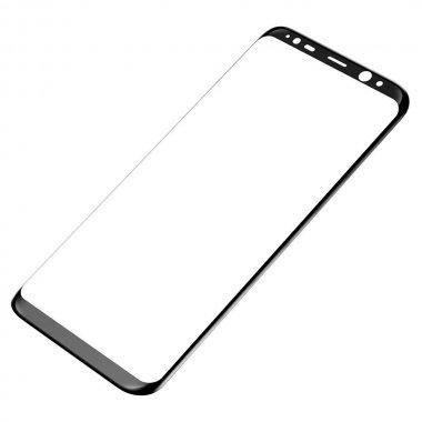 Защитное стекло 3D EDGE Samsung S8 Plus Black