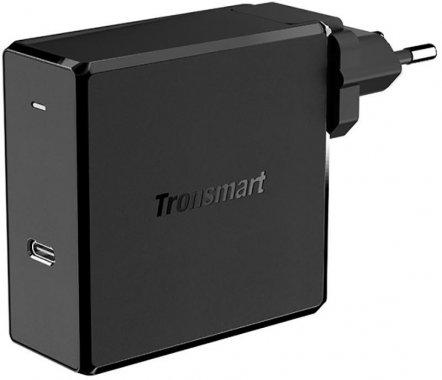 Сетевое зарядное устройство Tronsmart WCP02 60W USB-C Power Delivery 3.0 Wall Charger Black