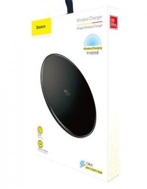 10w baseus black charger cjk01 desktop setevoe ustrojstvo wireless zaryadnoe