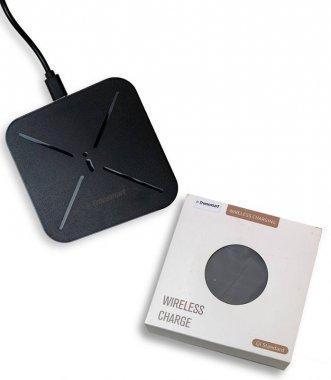 besprovodnoe black charger tronsmart ustrojstvo wc06 wireless zaryadnoe
