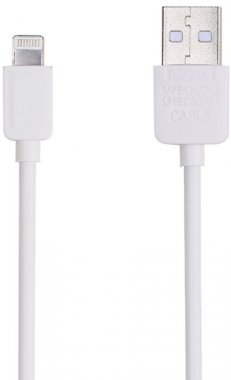 Кабель Remax Light Cable Lightning 1m White