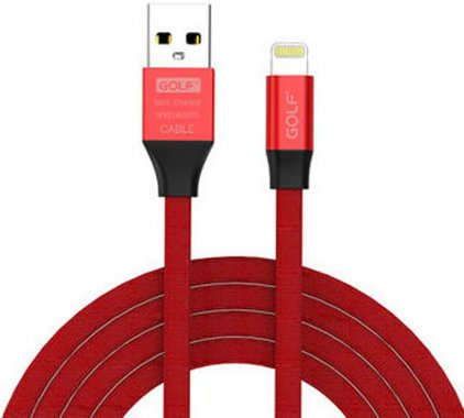 cable gc55i1mred golf kabel lightning