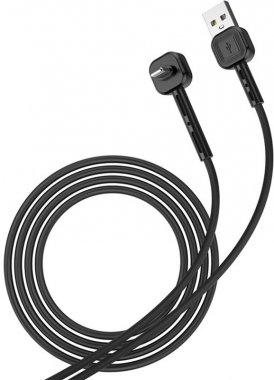 awei black cable cl651m kabel lightning