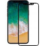 Защитное стекло Mocolo 2.5D Full Cover Tempered Glass iPhone X Black